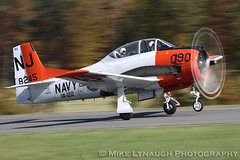 2010 Culpeper Air Fest - 10/09/10 (mikelynaugh) Tags: culpeper trojan warbirds warbird airfest t28 northamerican propblur t28trojan lynaugh mikelynaugh culpeperairfest propdisk propdisc