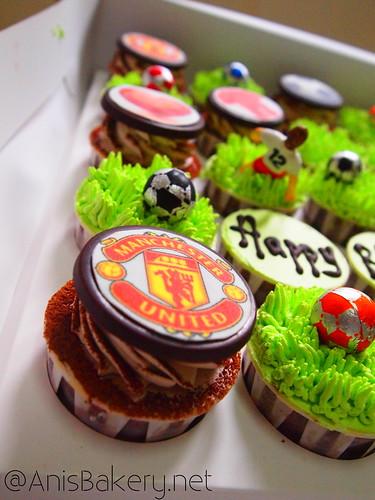 MU cupcakes