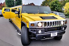 hummer (PogiPete) Tags: city green car yellow shopping lumix beta limo gloucestershire panasonic friendly suv hummer tgif eco strechlimo limousine hdr highdynamicrange hdri hummvee streched runaround tonemapped lx5 highdynamicrangeimage highdynamicrangeimaging  imageriegrandegammedynamique grandegammedynamique photoengine oloneo oloneophotoengine dmclx5 imagegrandegammedynamique oloneophotoenginebeta