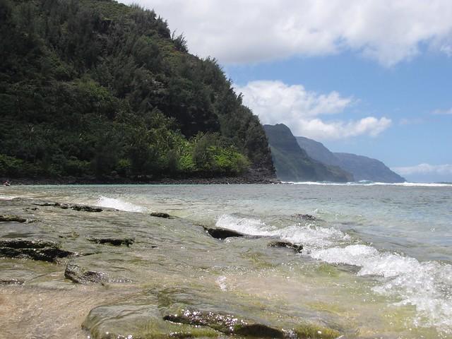 Ke'e Beach, Na Pali Coast
