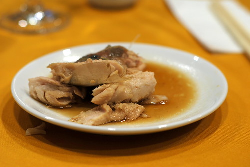 A plate of Empurau Fish