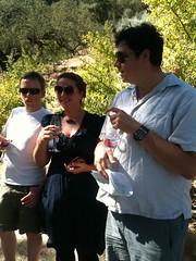 Wine tasting Oct 2010