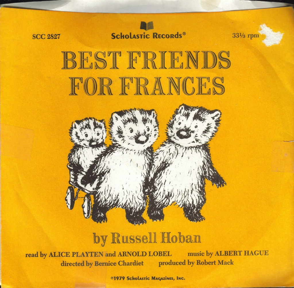 Best Friends For Frances front