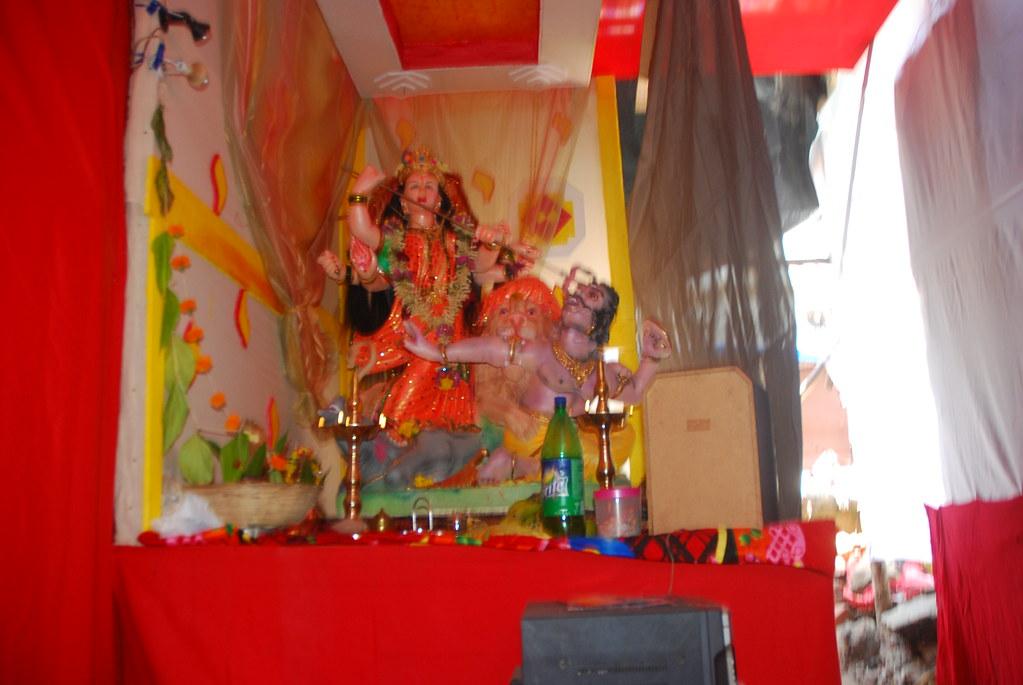 Ma Durga Shot By Marziya Shakir Nikon D 80