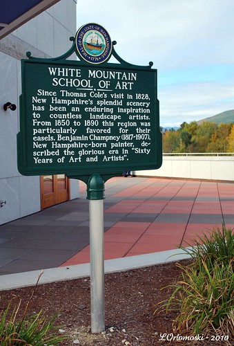 "White Mountain ""School of Art"""