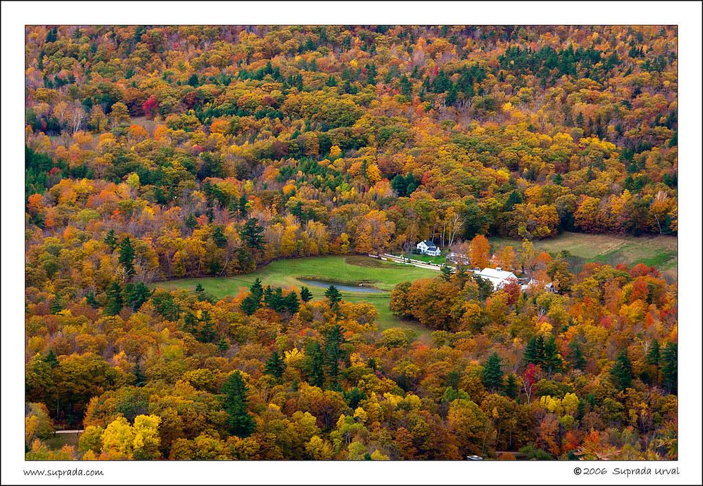 Fall colors - past peak