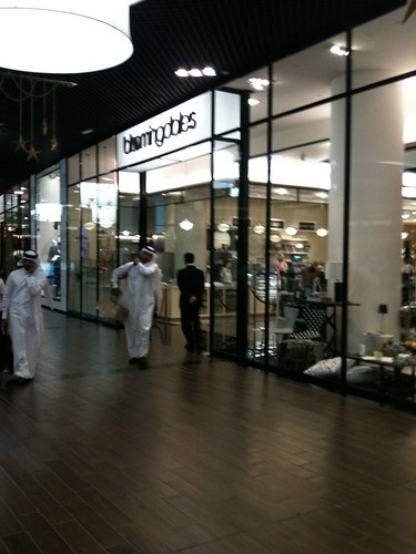 Bloomingdales in Dubai Mall