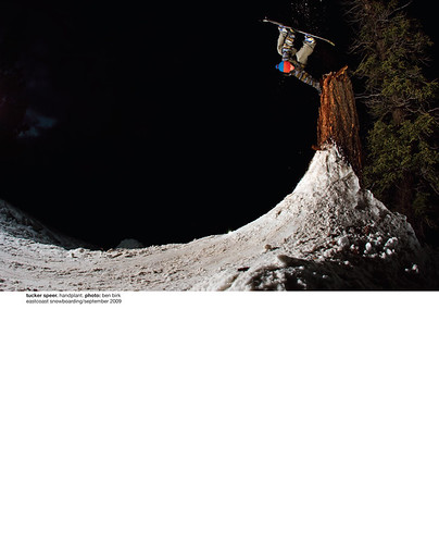 East Coast Snowboarding Magazine September 2009