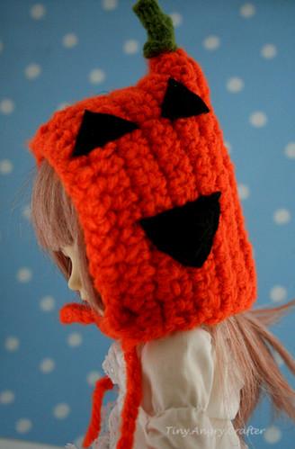 Pumpkin Hat!