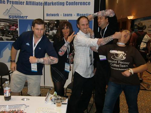 Affiliate Summit at BlogWorld 2010