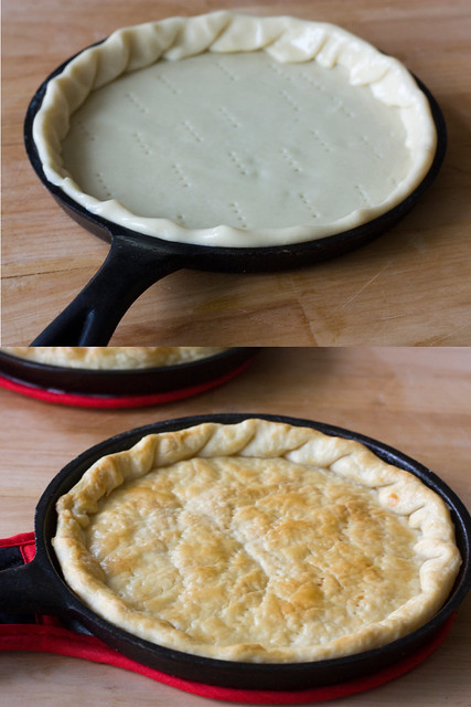Pie Pizza Crust