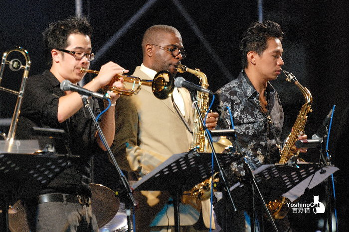 台中爵士音樂節_2010 TaiChung JAZZ FESTIVAL_5