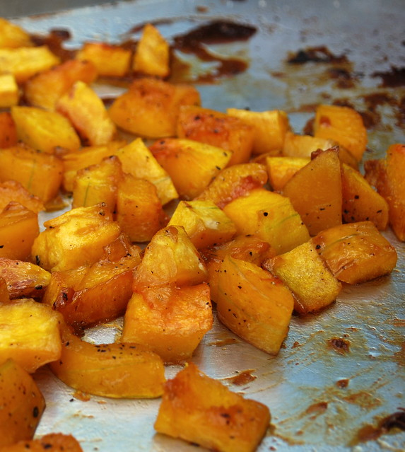 Maple Roasted Butternut