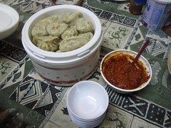 learning to make momos 9