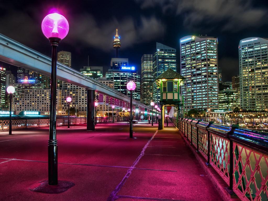 The Darling Bridge