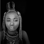 Himba tribe woman - Angola