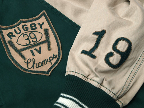 Rugby / Varsity Jacket