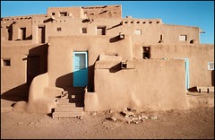 Taos_01 (Chris Protopapas) Tags: architecture 28mm pueblo nativeamerican adobe taos pentaxk2 smca28mmf28 visipix
