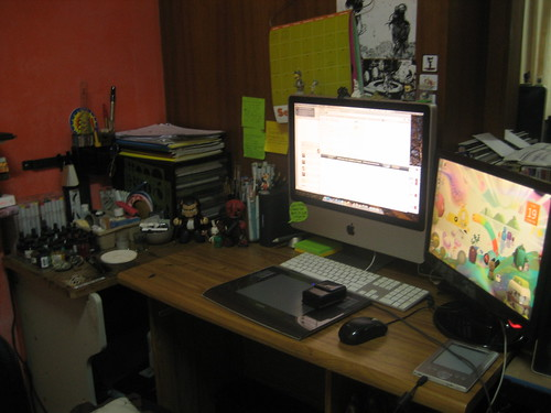 Workspace 19 October 2010
