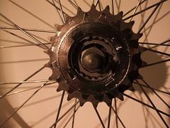 Retro-Direct #2 (Old-Bikes) Tags: wheel hub 22 steel bottom spokes bracket retro 16 bb rim cogs direct aluminium sprockets freewheel retrodirect