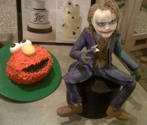Elmo & Joker