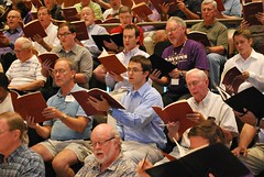 Greenville Chorale Rehearsal