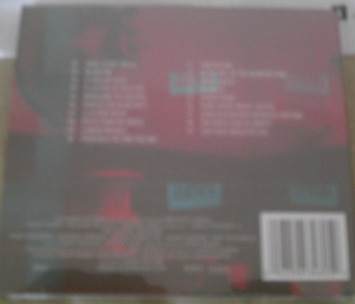 "Dos du digipak ""The Social Network"""