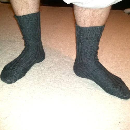 FO Francie socks