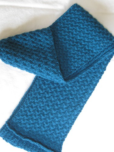 Shifting Waters Scarf