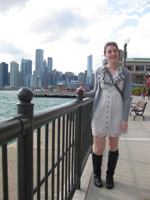 In Which I Went to Chicago and Only Took Five Pictures