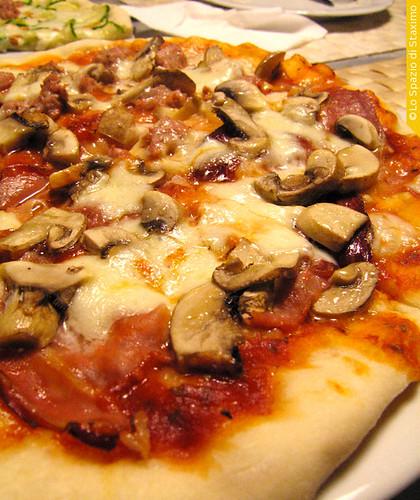 Pizza casalinga