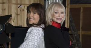 Sarah Jane Smith and Jo Grant