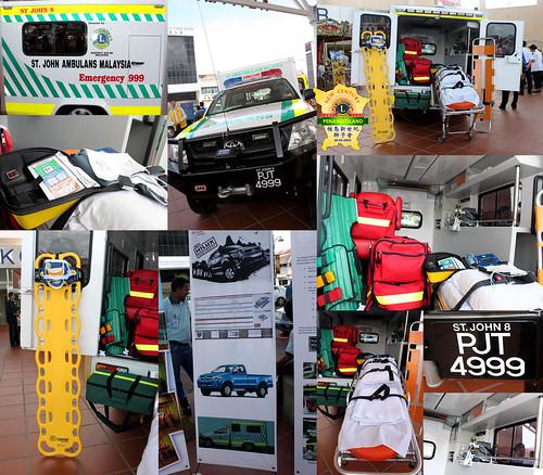 Lions St John Ambulance3