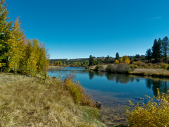 Williamson River, Chiloquin, Oregon (ex_magician) Tags: pictures statepark autumn fall oregon landscape photo image photos picture olympus adobe stylus sprint tough 6000 underwatercamera lightroom moik necky adobelightroom klamathcounty chiloquin williamsonriver toughcamera