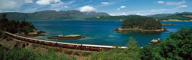 best luxury trains