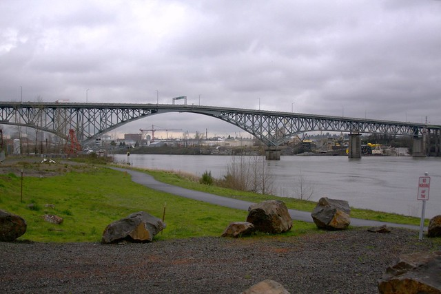 ross island bridge