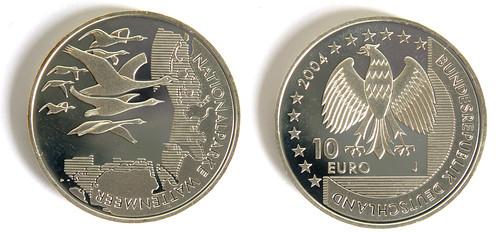 10 Euros de Alemania, 2004