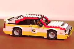 Audi Ur-Quattro Rally Car