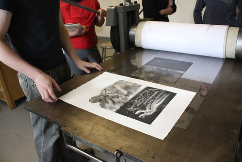 Monoprint Workshop