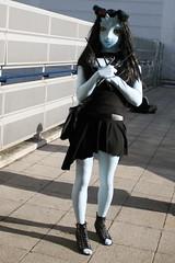Cosplayer (NekoJoe) Tags: england london geotagged expo cosplay unitedkingdom unknown cosplayer gbr londonexpo kigurumi mcmlondonexpo geo:lon=002588600 mcmlondonexpooctober2010 geo:lat=5150833179