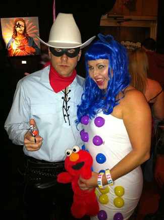 Lone Ranger and Katy Perry