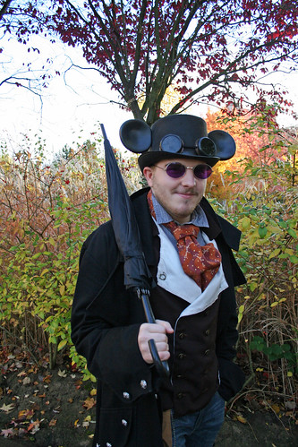 Steampunk Mad Hatter Sam