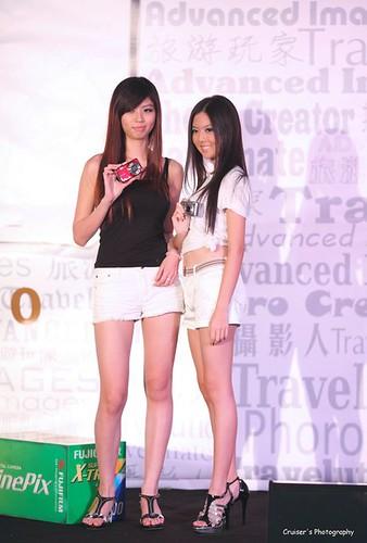 Siao Hui and Chee Li Kee