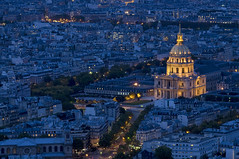 France - Paris 75014 - Les Invalides (Thierry B) Tags: skyline night geotagged photography twilight frankreich europe cityscape exterior photos nacht outdoor dusk dr frana bynight explore monuments geotag fr extrieur iledefrance nocturne lesinvalides magichour parijs idf  parigi   tourmontparnasse  aaaaa geolocation  europen photographies 75014      horizontales europedelouest   noctambule heurebleue expolre    cooliris   horamagica horizonurbain photosnocturnes gotagg thierrybeauvir  beauvir wwwbeauvircom droitsrservs heuremagique  20101027 jourcrpusculaire daytwilight