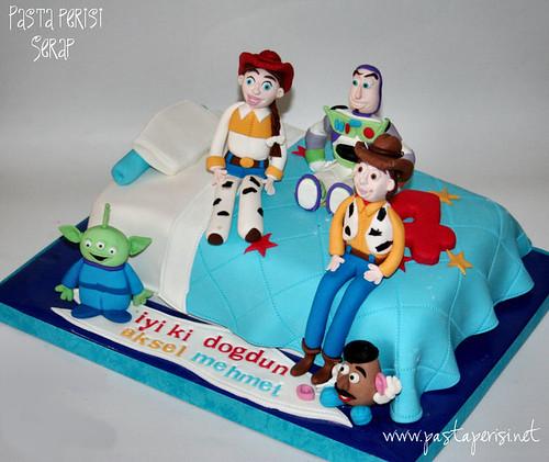 oyuncak hikayesi pastasıı