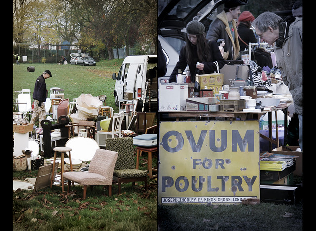Chiswick carboot sale