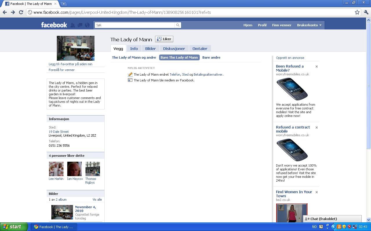 også på facebook