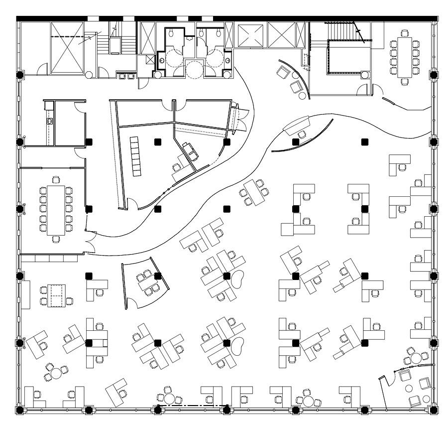 GLG Office Floor Plan