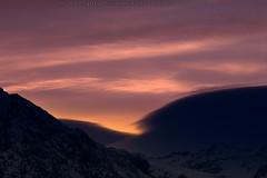 Soft Sky (Berto Means Berto) Tags: sunset sky panorama cloud mountain nature landscape nikon dusk valley d200 paesaggio aosta valledaosta valledaoste fabiobertuzzo bertomeansberto inaltoorg
