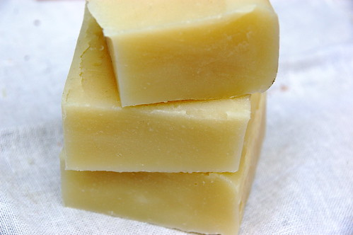 lovely homemade soap